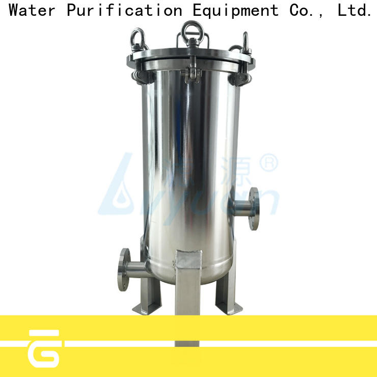 efficient stainless steel filter housing housing for food and beverage