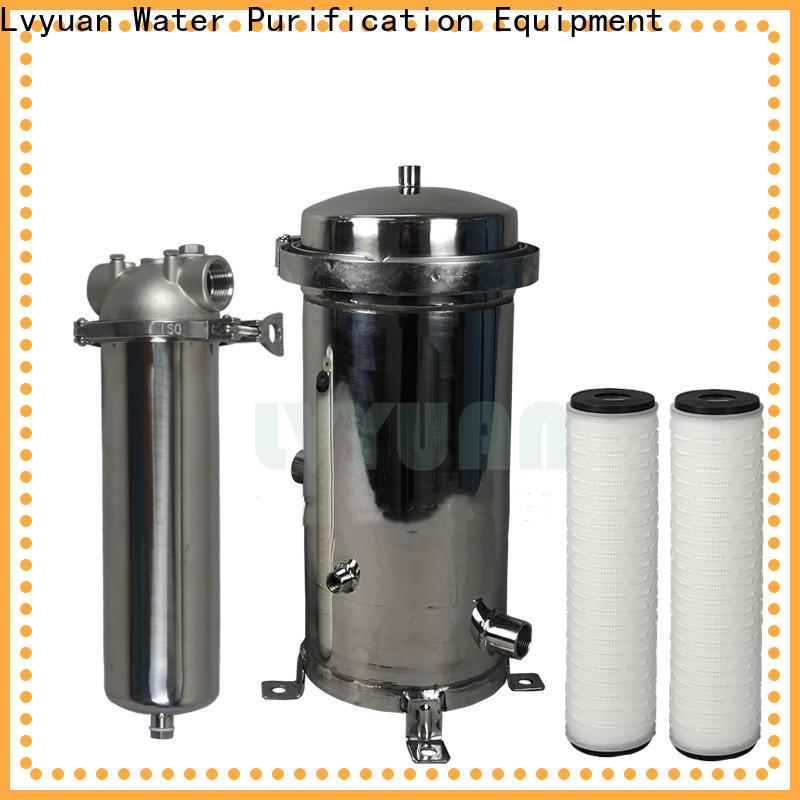 Lvyuan water filter cartridge supplier for sale