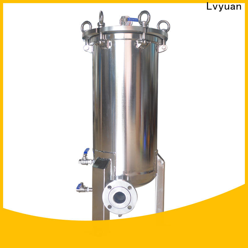 best ss filter housing manufacturers rod for sea water treatment