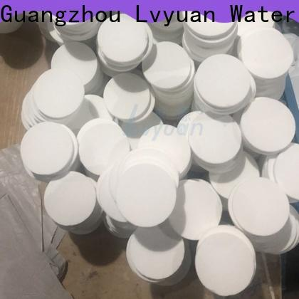 professional sintered carbon water filter supplier for industry