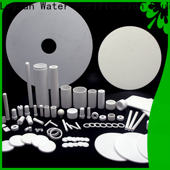 Lvyuan pe sintered filter wholesale for industry