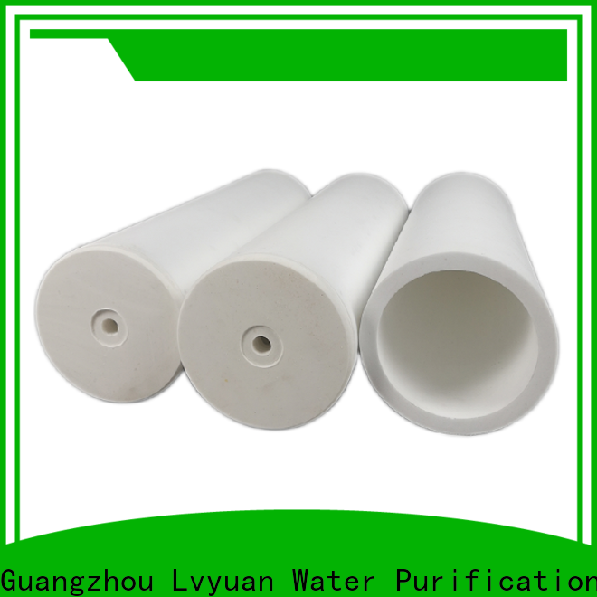 different shape sintered filter cartridge wholesale for food and beverage