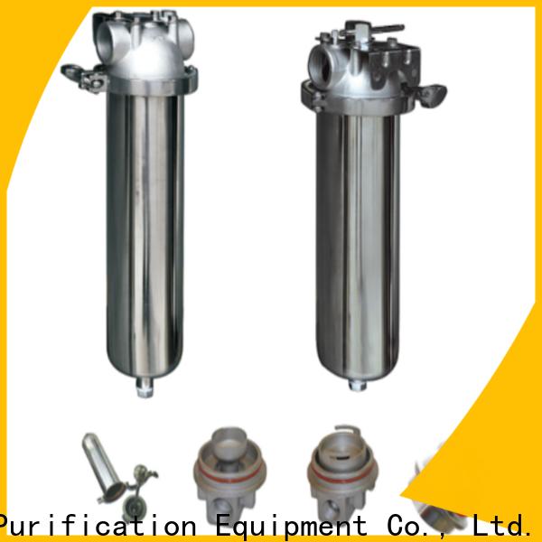 Lvyuan high end ss filter housing manufacturer for sea water treatment