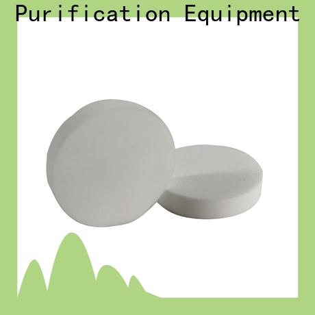 Lvyuan sintered carbon water filter supplier for sea water desalination