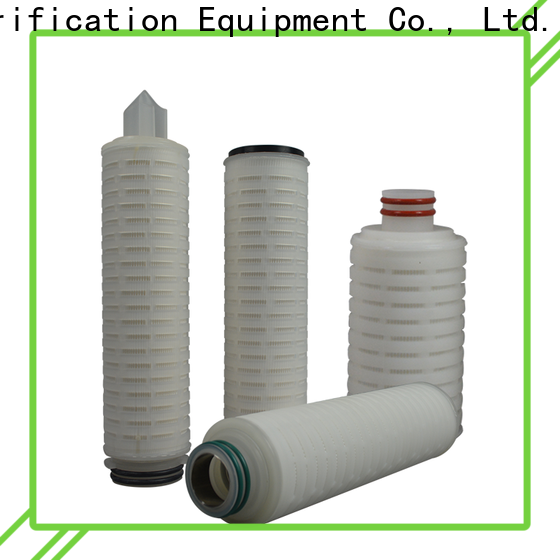 ptfe pleated water filters replacement for organic solvents