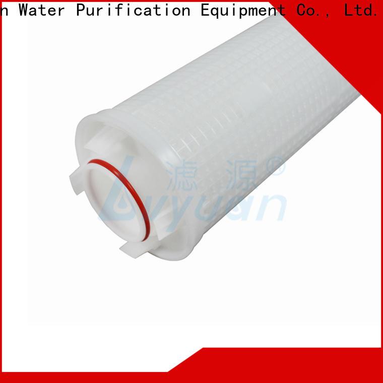 Lvyuan high flow water filter cartridge park for industry