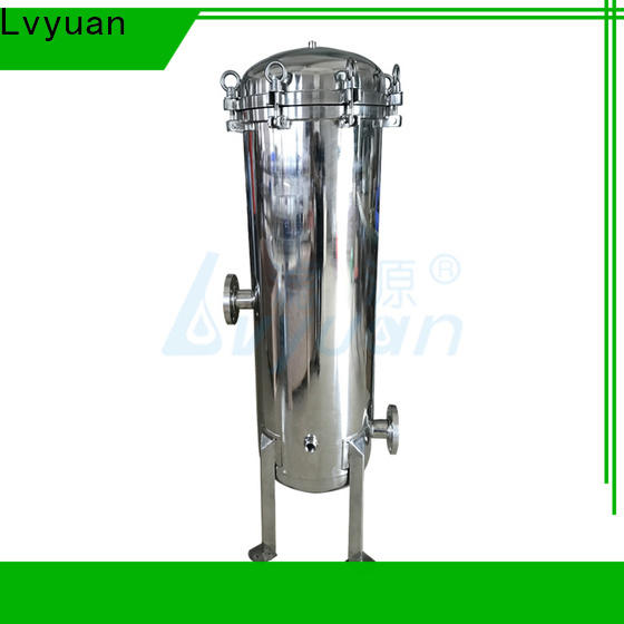 professional stainless steel filter housing manufacturer for sea water desalination