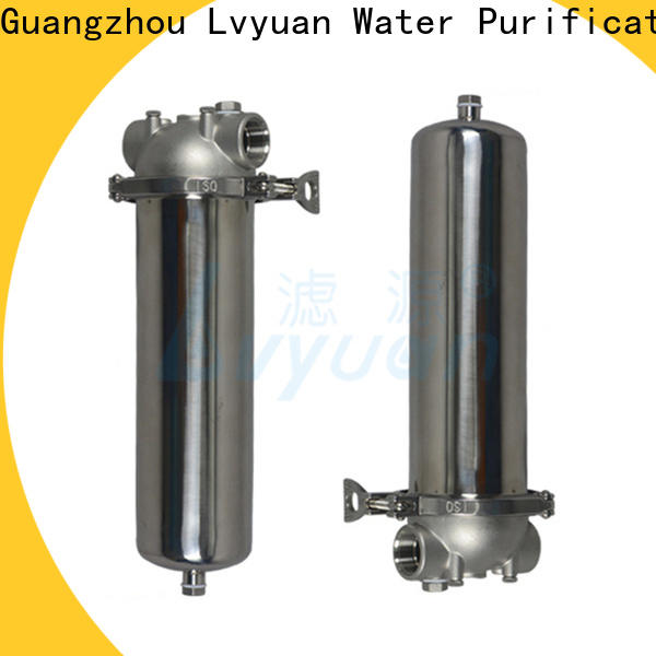 best ss filter housing rod for industry