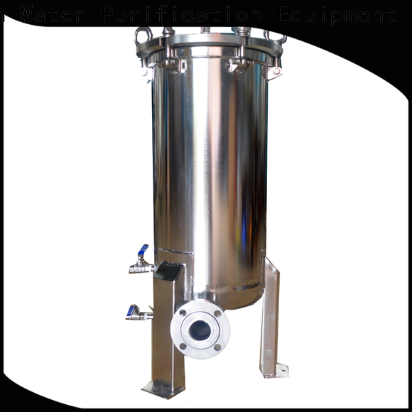 Lvyuan best stainless steel filter housing manufacturers with core for sea water desalination