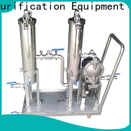 high end ss filter housing with core for sea water desalination