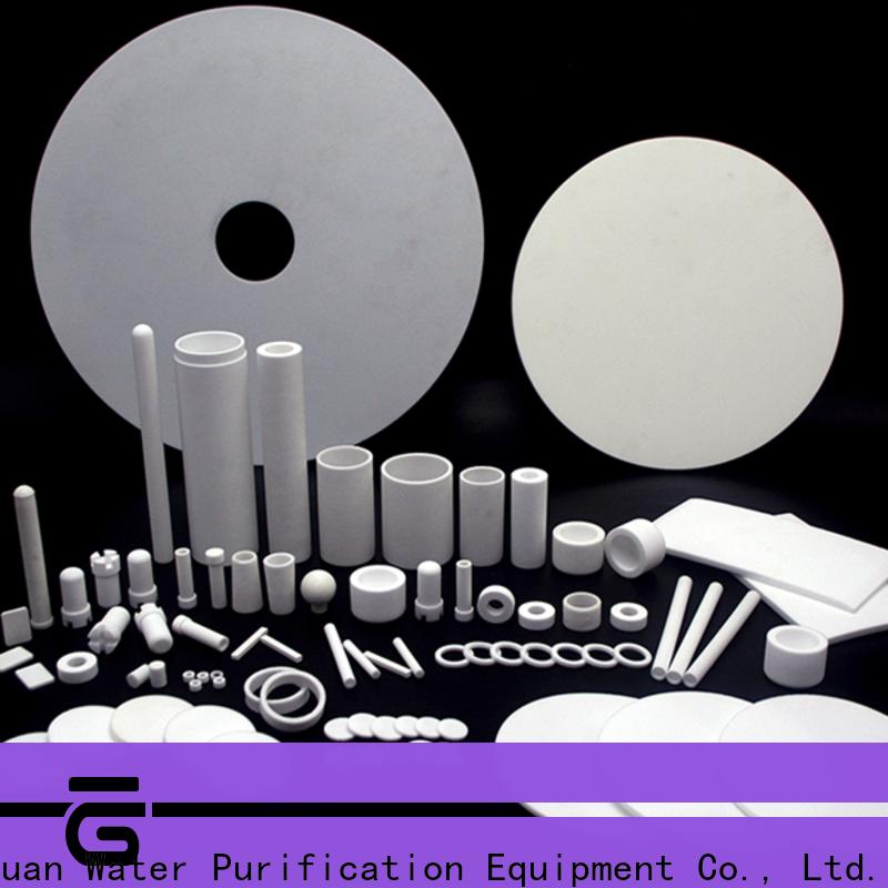 Lvyuan sintered filter supplier for sea water desalination