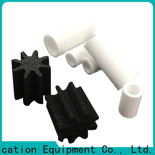 Lvyuan block sintered ss filter rod for sea water desalination