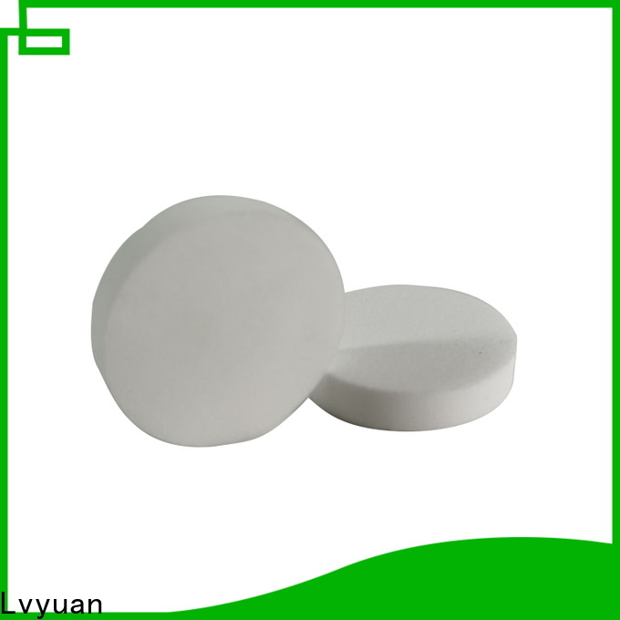 Lvyuan sintered powder metal filter manufacturer for food and beverage