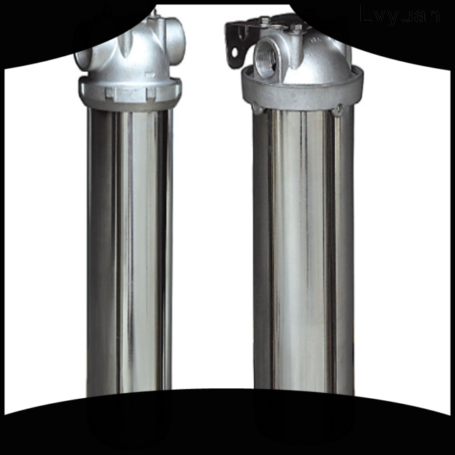 Lvyuan best stainless steel filter housing manufacturers housing for food and beverage