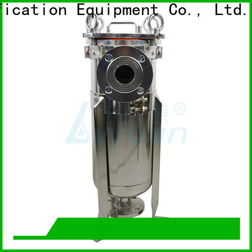 Lvyuan titanium stainless steel water filter housing with core for sea water desalination