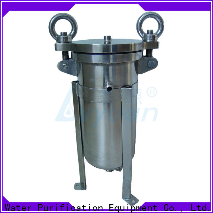 Lvyuan efficient stainless steel water filter housing rod for sea water desalination