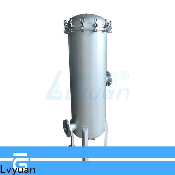 Lvyuan professional stainless steel filter housing manufacturers manufacturer for sea water desalination