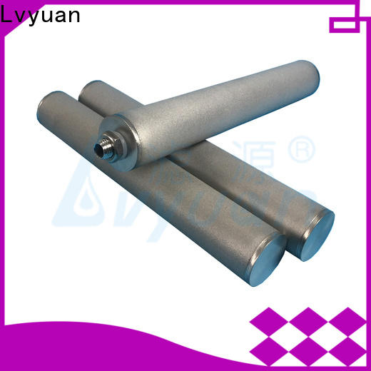 porous sintered metal filters suppliers supplier for industry