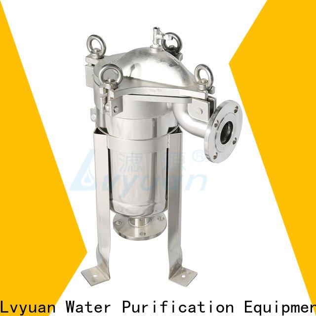 Lvyuan ss filter housing housing for sea water treatment