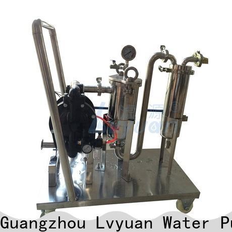 Lvyuan filter cartridge supplier for sea water desalination