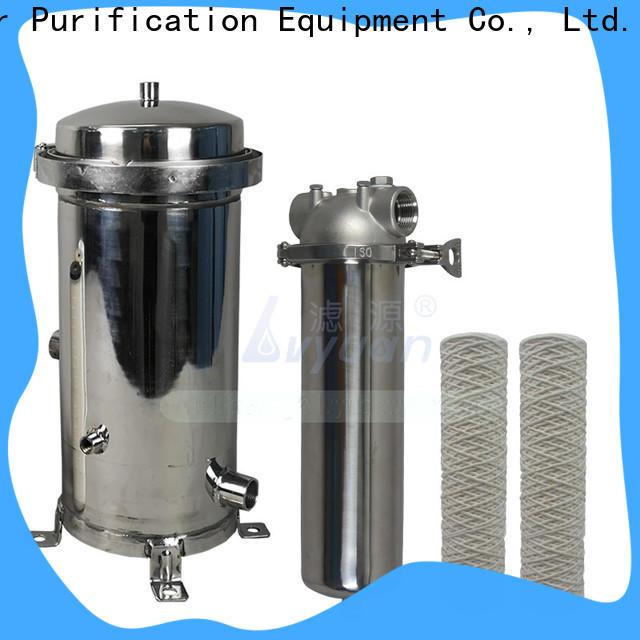 safe filter cartridge supplier for sea water desalination