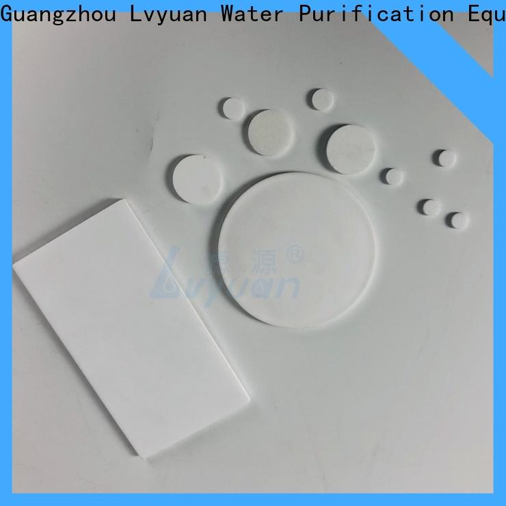 Lvyuan porous sintered metal filters suppliers supplier for industry