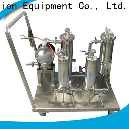 Lvyuan high end stainless steel filter housing manufacturers housing for food and beverage