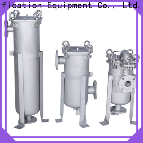 Lvyuan high end stainless steel water filter housing housing for sea water treatment
