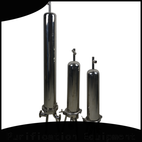 porous stainless steel filter housing rod for industry