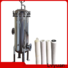 efficient stainless steel bag filter housing manufacturer for sea water desalination