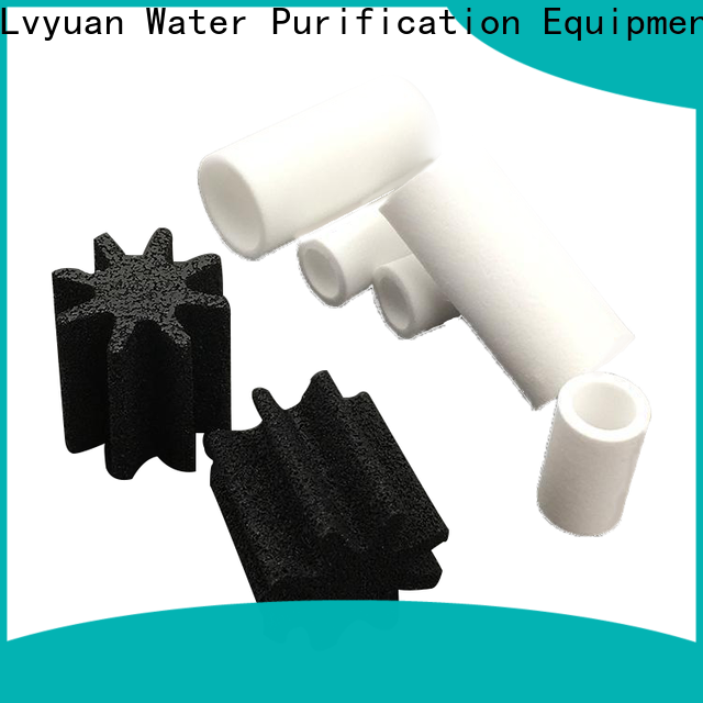 Lvyuan professional sintered stainless steel filter rod for food and beverage