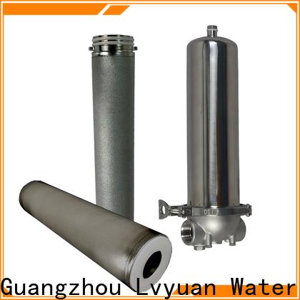 Lvyuan ss filter housing manufacturers manufacturer for industry