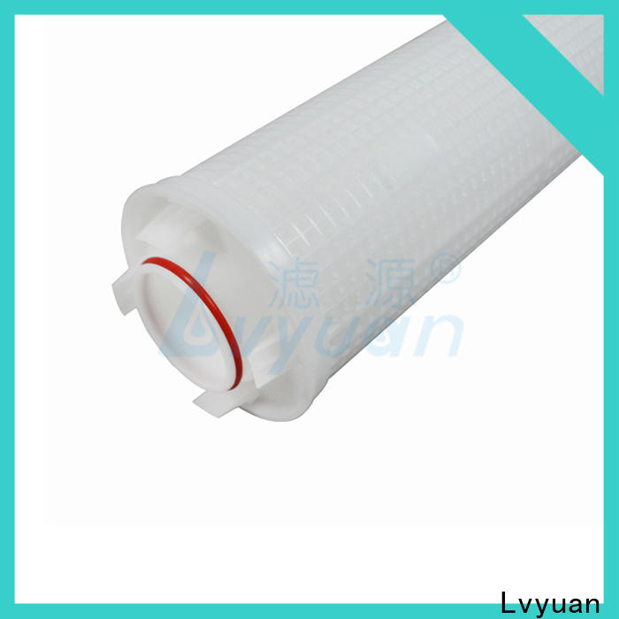 water high flow water filter replacement for industry