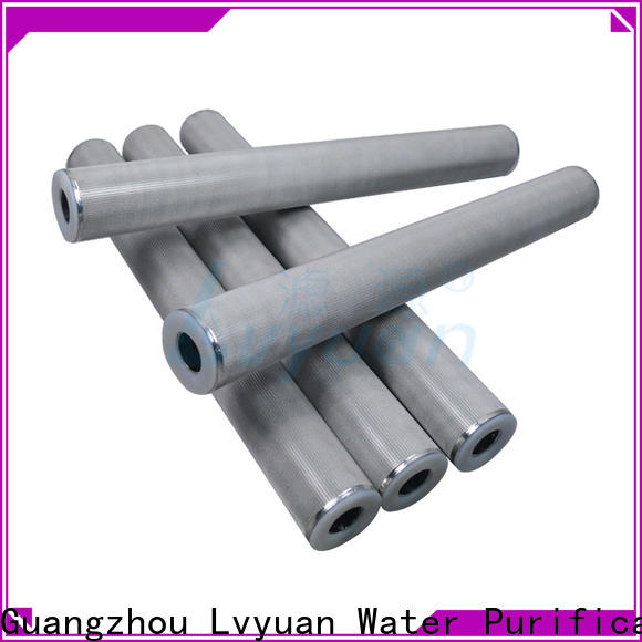 professional sintered stainless steel filter manufacturer for sea water desalination