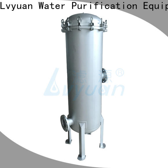 titanium stainless steel water filter housing housing for oil fuel