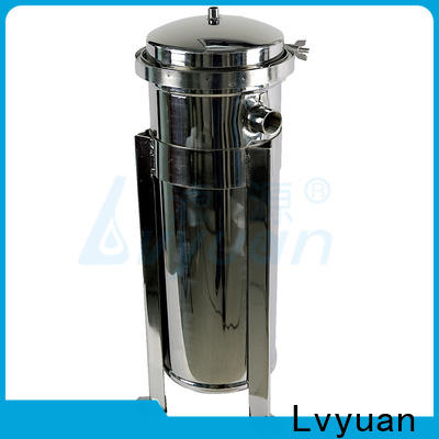 Lvyuan ss filter housing manufacturer for industry