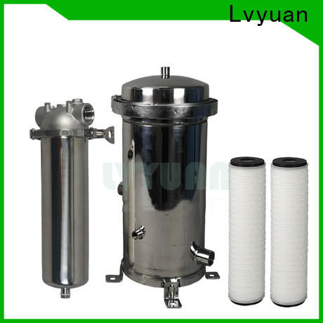stainless steel water filter cartridge wholesale for sea water desalination