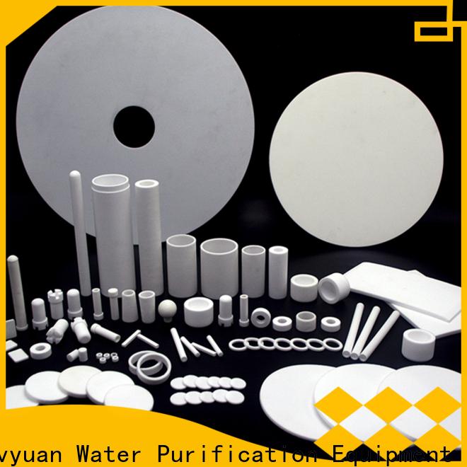 Lvyuan ptfe sintered filter supplier for sea water desalination