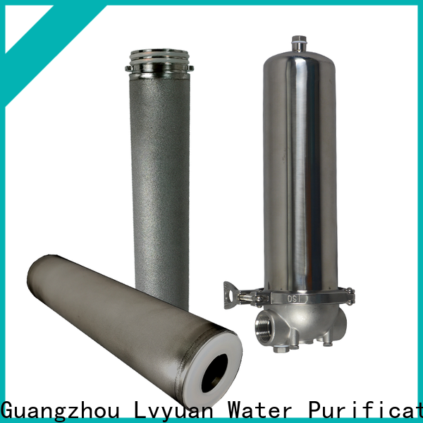 Lvyuan water filter cartridge wholesale for industry