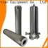 efficient stainless steel bag filter housing manufacturer for food and beverage