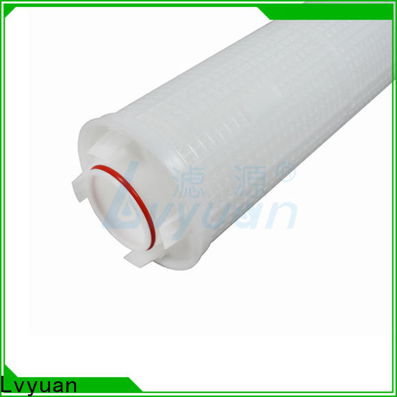 efficient high flow water filter cartridge replacement for sale