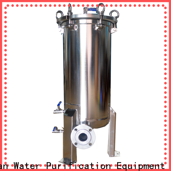 Lvyuan ss filter housing rod for food and beverage