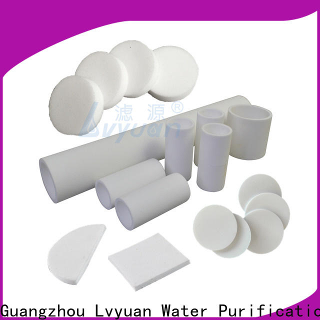 Lvyuan professional sintered metal filters suppliers rod for industry