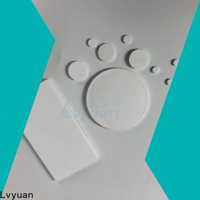 Lvyuan sintered metal filter rod for sea water desalination