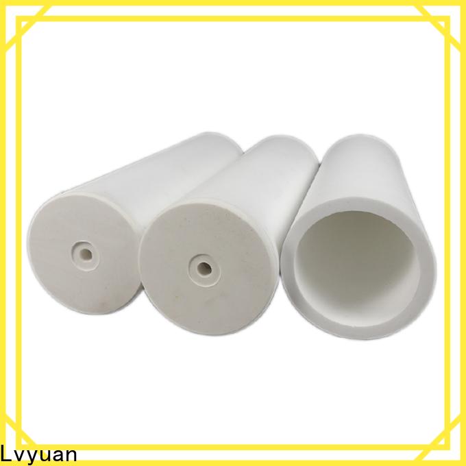 Lvyuan ptfe sintered filter cartridge manufacturer for industry