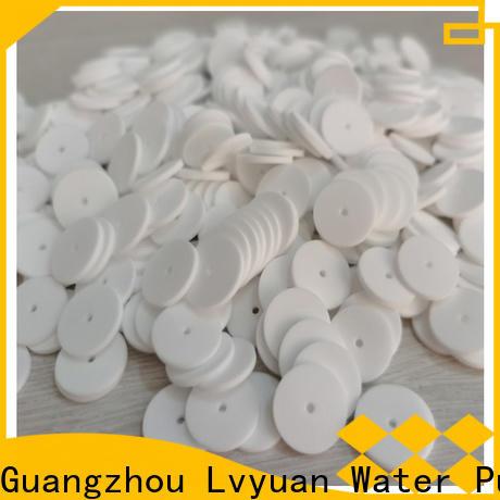 porous sintered powder metal filter supplier for sea water desalination