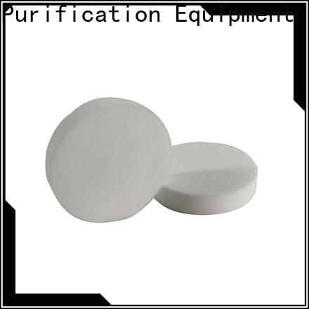 Lvyuan sintered powder ss filter rod for sea water desalination