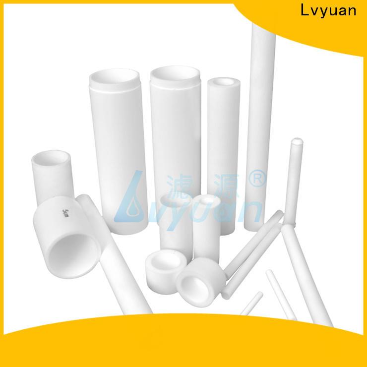 titanium sintered filter cartridge rod for industry