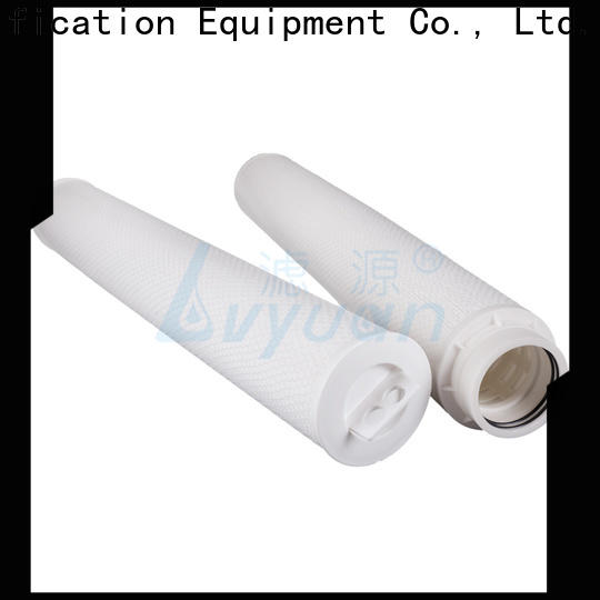 Lvyuan professional high flow filter cartridge supplier for sale