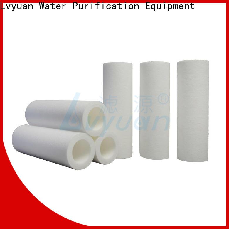 fast delivery melt blown filter manufacturer for industry